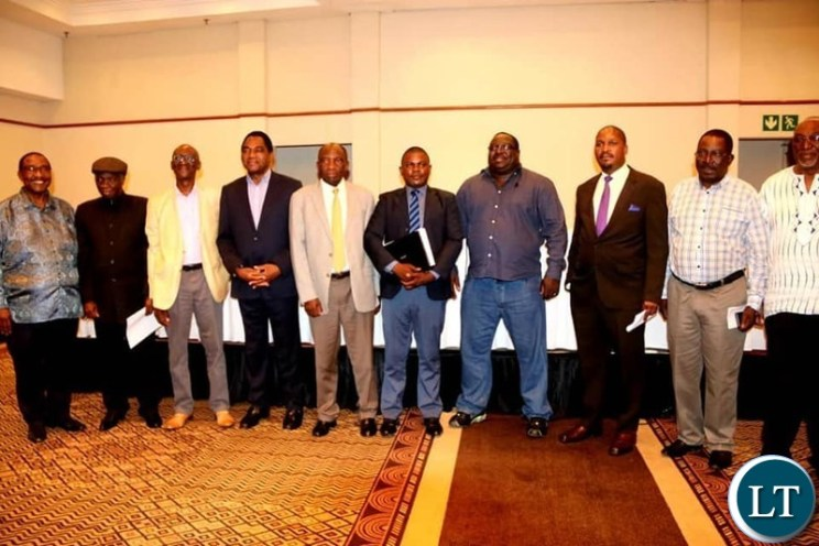 Opposition Leaders meeting to form an alliance in 2018