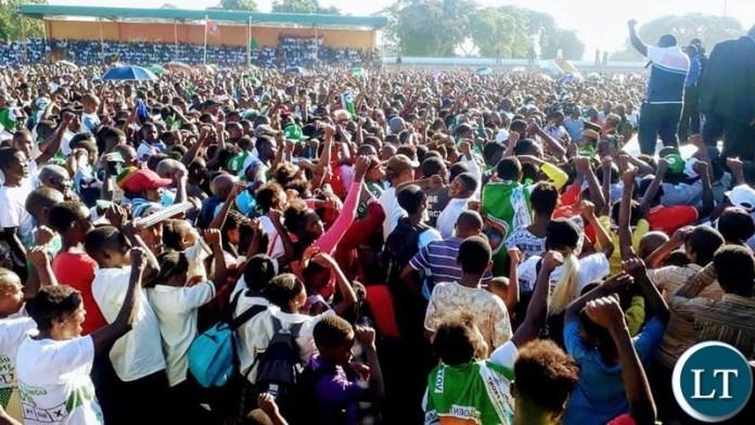 Kafue rally