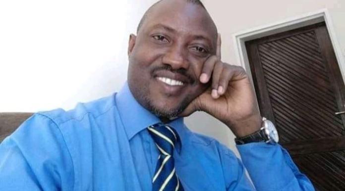 Kabwe Central Member of Parliament, Tutwa Ngulube