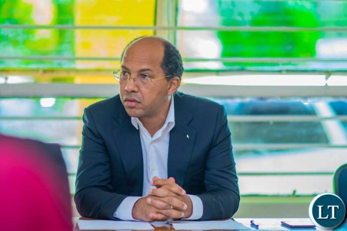 Founder & Chairman of APO Group Nicolas Pompigne-Mognard