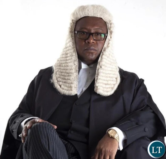 Former Attorney General Musa Mwenye
