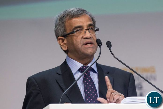 Vedanta CEO, Srinivasan Venkatakrishnan