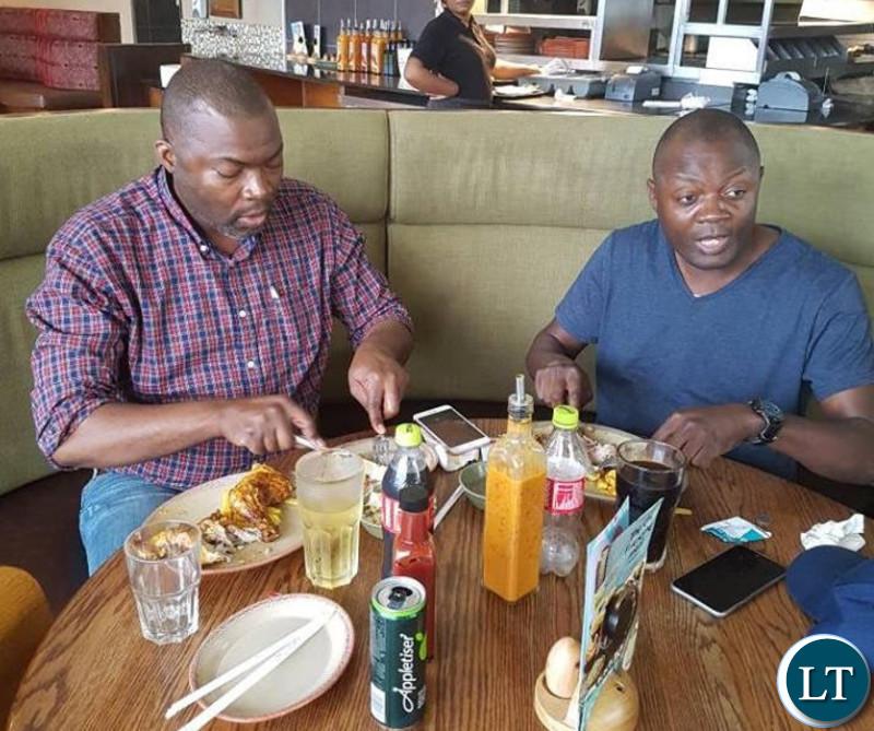 Zambia : Disloyal UPND MPs unsettle HH