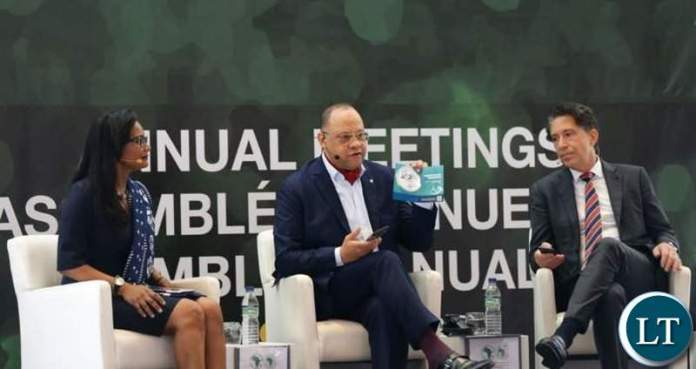 Africa Development Bank panel discussion