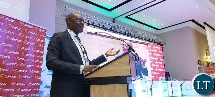Finance Minister Bwalya Ng'andu