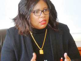 Chief Government spokesperson Dora Siliya