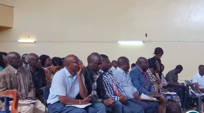 COMMISSION ENGAGES KITWE STAKEHOLDERS ON THE DELIMITATION EXERCISE