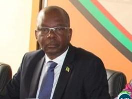 Energy Minister Hon Matthews Nkhuwa