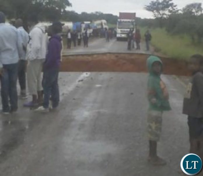 GOVERNMENT RELEASES FUNDS FOR LUFUNE AND KAMPOKO BRIDGES..