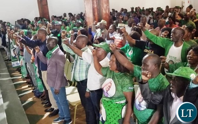 PF Can Nolonger Defend Its Members of Parliament Who Forsake the Party By Failing to Attend Meetings When Called Upon
