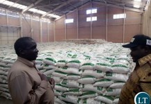 as DMMU delivers sufficient food relief to Southern province.