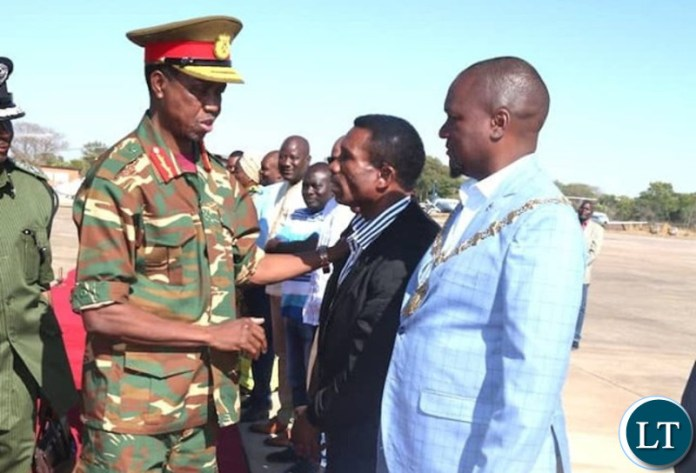 Edgar Lungu Setting A Bad Example By Eating Snakes Amidst