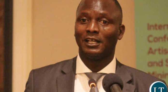 Minister of Mines and Minerals Development Honourable Richard Musukwa has reiterated that the suspension of the new procurement method at Mopani Copper Mines still stands.