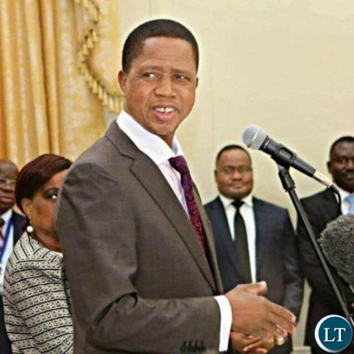 Mr. Edgar Chagwa Lungu