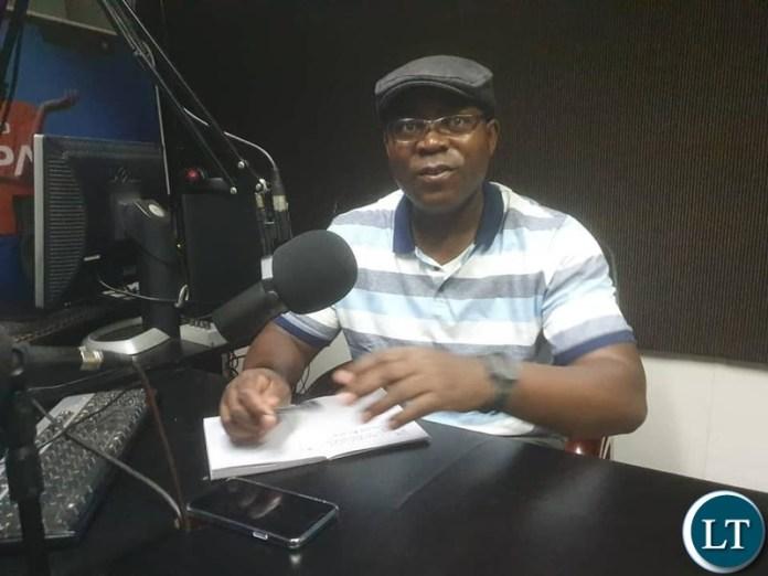Hon Mutotwe Kafwaya