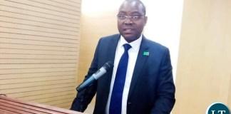 Transport and Communications Minister Hon Mutotwe Kafwaya