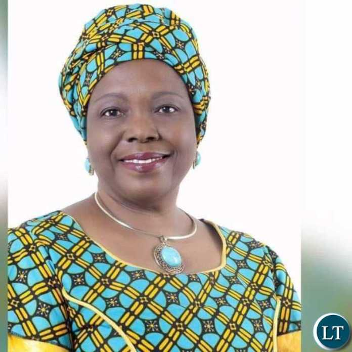 Minister of National Guidance and Religious Affairs, Hon. Mrs Godfridah Sumaili