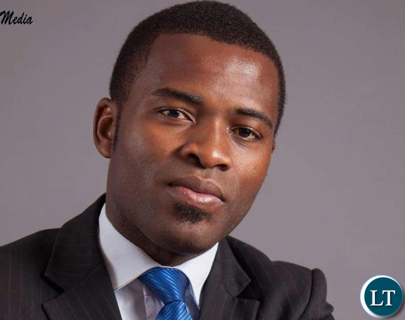 President Lungu's Special Assistant for Politics. Dr Chris Zumani Zimba