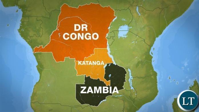 Zambia DRC Borde