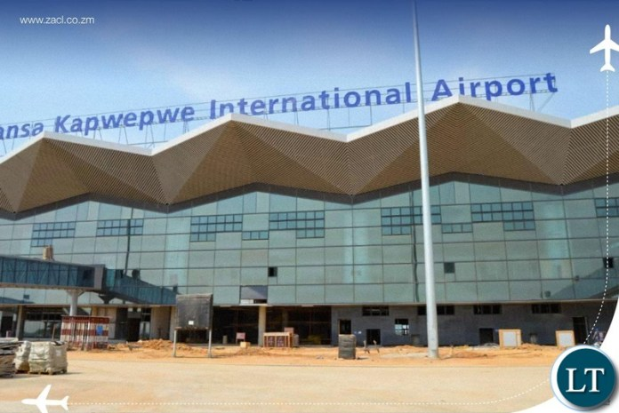 The Copperbelt International Airport renamed Simon Mwansa Kapwepwe International Airport is on its way to being a hub for air traffic with a class E runway that will be able to accommodate large aircraft such as Boeing 747/777, Airbus 350 and MD 11.