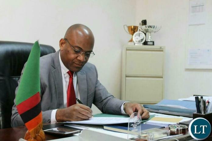 Ndola Teaching Hospital Senior Medical superintendent Dr. Joseph Musowoya