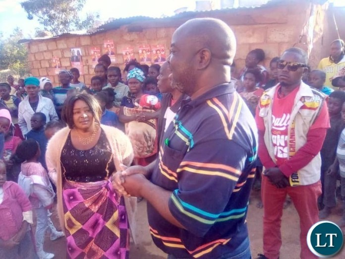 UPND Chilanga District Council (CDC) aspiring chairperson, Champion Tembo