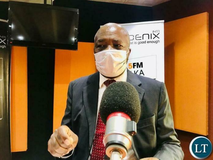 Minister of Finance, Situmbeko Musokotwane