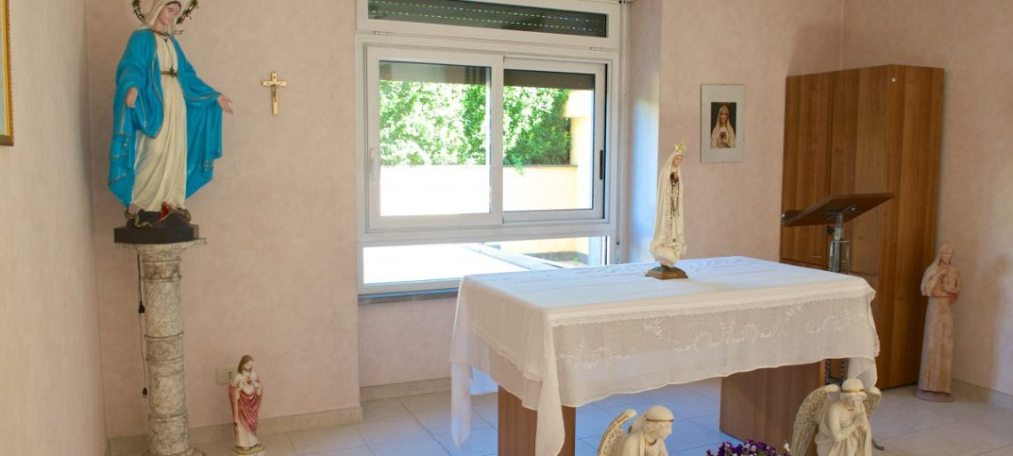 Altare della cappella
