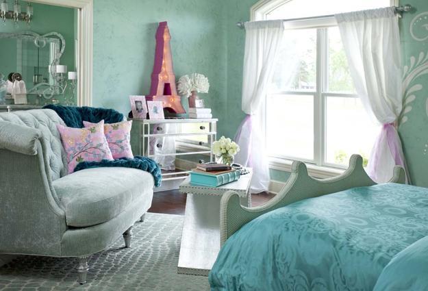 Modern Home Decor Colors Most Popular Blue Green Hues