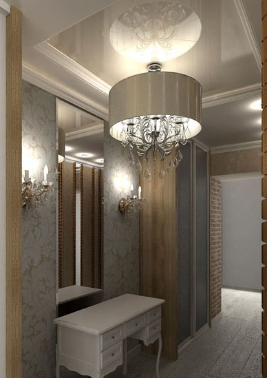 3d Interior Design Ideas For Entryways Hallway Lighting
