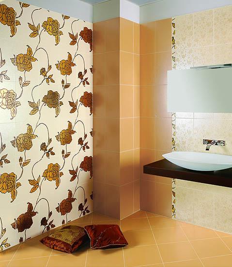 Top 10 Tile Design Trends, Modern Kitchen and Bathroom ... on Floral Tile Bathroom Ideas  id=55108