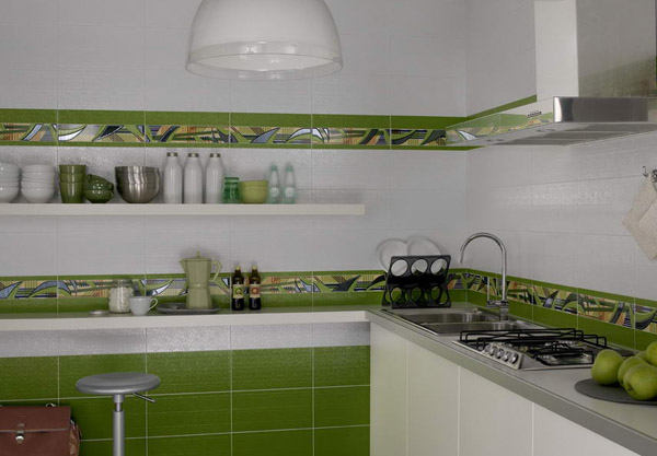Latest Kitchen Wall Tiles Design