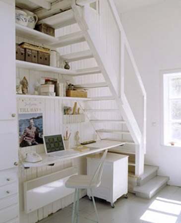 16 Interior Design Ideas And Creative Ways To Maximize Small   Stair Designs For Small Areas   Creative   Simple   Steep Stair   Trendy   Living Room