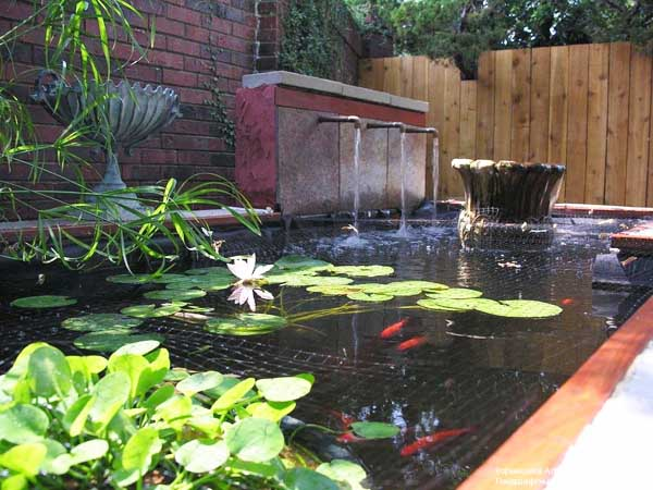 21 Garden Design Ideas, Small Ponds Turning Your Backyard ... on Small Backyard Pond  id=56267