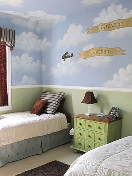22 Modern Kids Room Decorating Ideas that Add Flair to ... on Photo Room Decor  id=78008