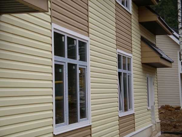 Colorful Vinyl Siding Improving Curb Appeal of Modern ... on Modern House Siding  id=16147