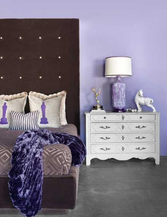 22 Modern Interior Design Ideas With Purple Color Cool