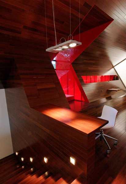 Stunning Home Office Interior Designed By Bercy Chen Studio