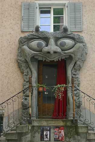 20 Antique Metal And Wood Exterior Doors Bringing Charm Of