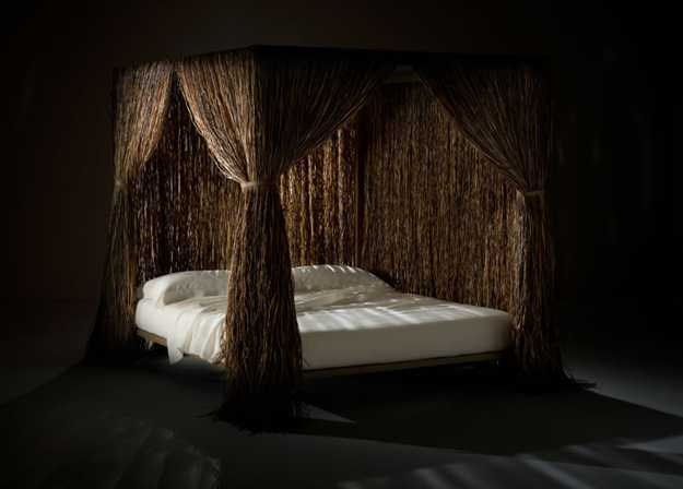Unusual Beds Surprise With Extravagant Bedroom Furniture