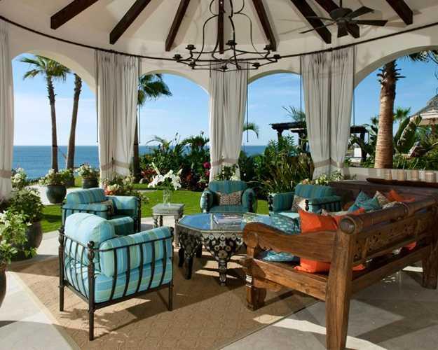 22 Porch, Gazebo and Backyard Patio Ideas Creating ... on Backyard Room Ideas id=93311