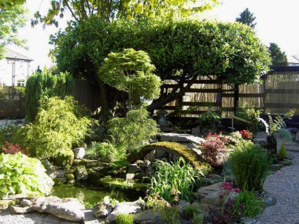 traditional japanese garden design Beautiful Japanese Garden Design, Landscaping Ideas for