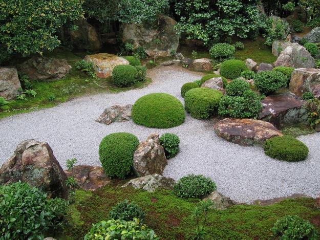 Beautiful Japanese Garden Design, Landscaping Ideas for ... on Backyard Japanese Garden Design Ideas id=59783