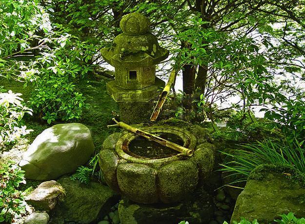 Beautiful Japanese Garden Design, Landscaping Ideas for ... on Backyard Japanese Garden Design Ideas id=68763