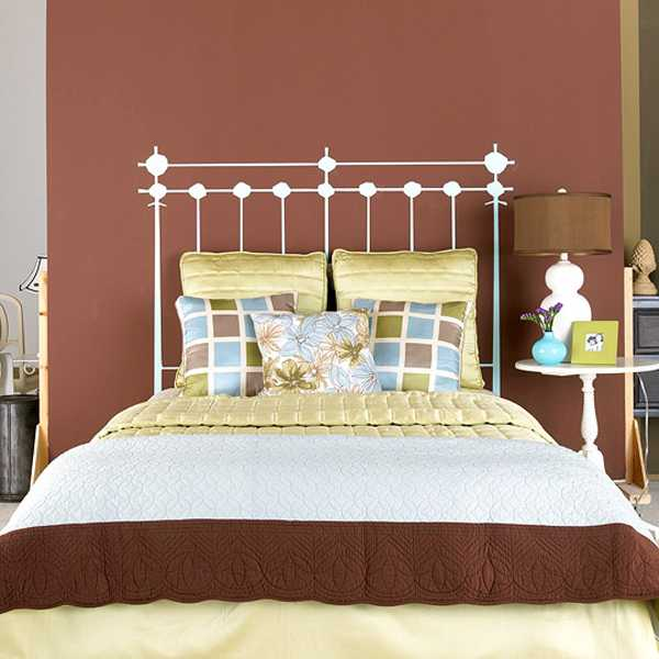 22 Modern Bed Headboard Ideas Adding Creativity to Bedroom ... on Cheap Bed Ideas  id=65593