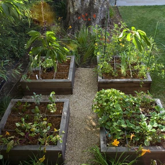 20 Raised Bed Garden Designs and Beautiful Backyard ... on Raised Patio Designs  id=85907