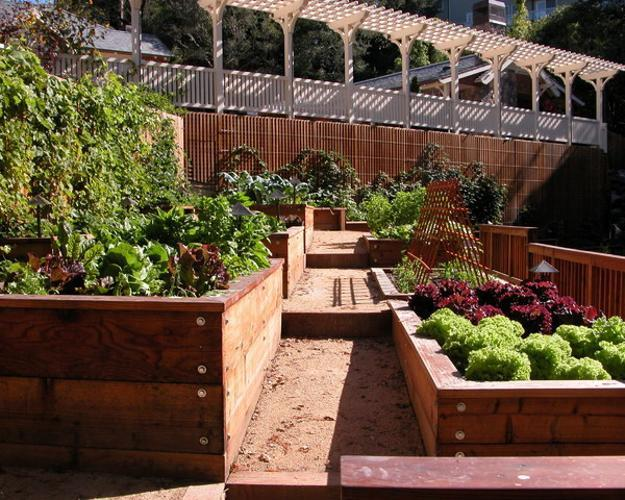 20 Raised Bed Garden Designs and Beautiful Backyard ... on Raised Patio Designs  id=18037