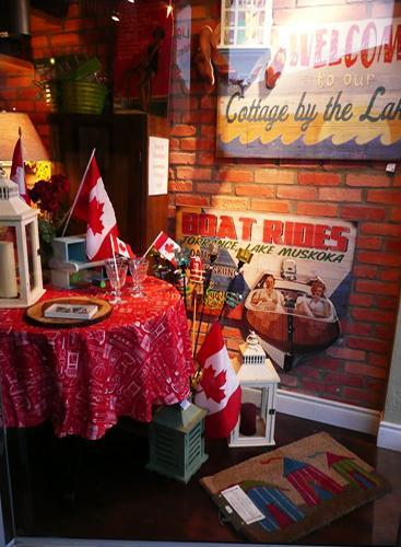 50 Canada Day Table Decorations Centerpieces And Summer