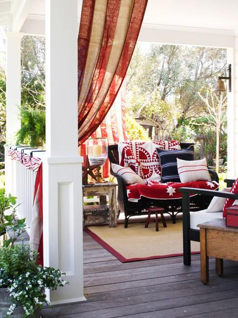 33 Canada Day Party Decorations and Ideas for Outdoor Home ... on Backyard Decor Canada id=66898