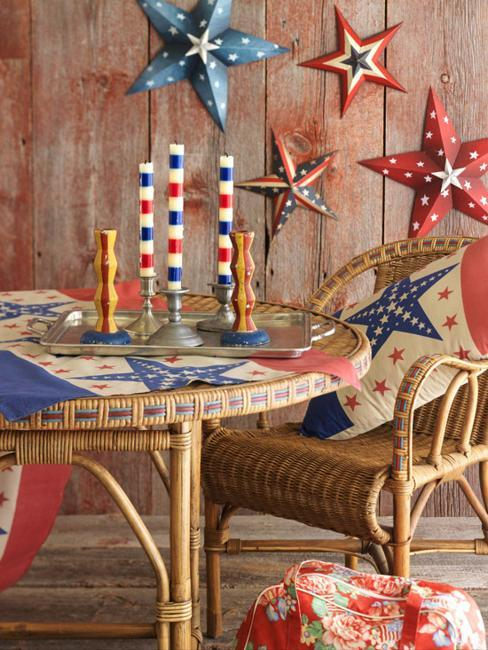 Here are tiny room decor ideas that will help you learn how to maximize space in a small bedroom. 30 Patriotic Home Decorating Ideas in White, Blue, Red